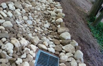 French Drain system