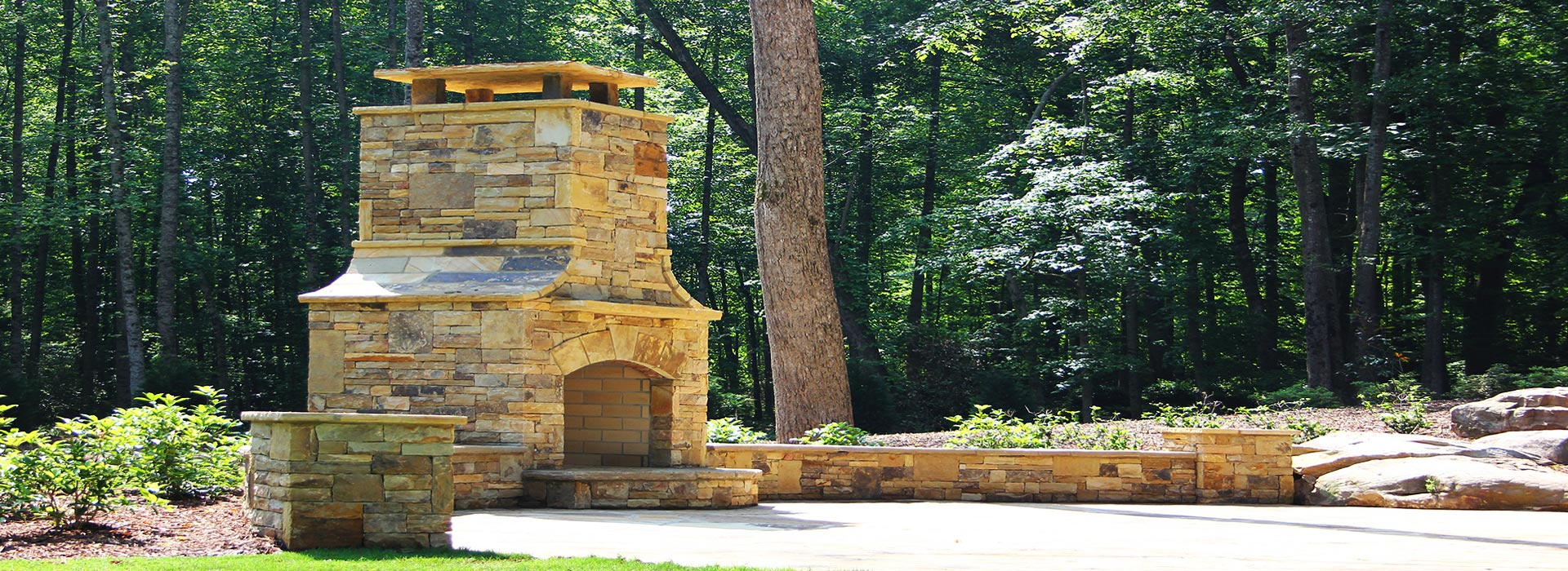 Johns Creek Landscape Design Experts Alpharetta, GA